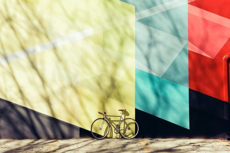 biking is awesome