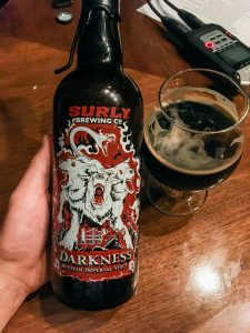 Surly Brewing Company Darkness