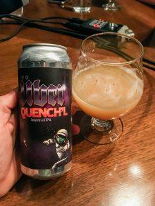 Heist Brewery Über Quench'l